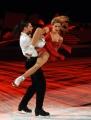 Foto/IPP/Gioia Botteghi 07/03/2015 Roma terza puntata di Notti sul ghiaccio, nella foto: Clara Alonso e Marco Garavaglia