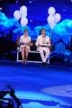 Foto/IPP/Gioia Botteghi 07/03/2015 Roma terza puntata di Notti sul ghiaccio, nella foto: Emanuele Filiberto Di Savoia e Jennifer Wester
