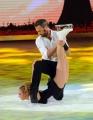 Foto/IPP/Gioia Botteghi 07/03/2015 Roma terza puntata di Notti sul ghiaccio, nella foto: Giorgio Borghetti