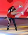 Foto/IPP/Gioia Botteghi 07/03/2015 Roma terza puntata di Notti sul ghiaccio, nella foto: Stefano Sala e Serena Angeli