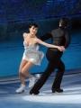 Foto/IPP/Gioia Botteghi 07/03/2015 Roma terza puntata di Notti sul ghiaccio, nella foto: Gabriella Pession e Maurizio Margaglio