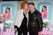 Foto/IPP/Gioia Botteghi 02/03/2015 Roma presentazione del film MA CHE BELLA SORPRESA, nella foto:  Renato Pozzetto con Ornella Vanoni