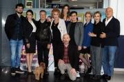 Foto/IPP/Gioia Botteghi 02/03/2015 Roma presentazione del film MA CHE BELLA SORPRESA, nella foto:   il cast