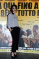 Foto/IPP/Gioia Botteghi 06/03/2015 Roma presentazione del film Fino a qui tutto bene, nella foto: Silvia D'Amico- Armani