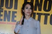 Foto/IPP/Gioia Botteghi 06/03/2015 Roma presentazione del film Fino a qui tutto bene, nella foto: Silvia D'Amico