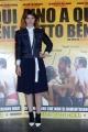 Foto/IPP/Gioia Botteghi 06/03/2015 Roma presentazione del film Fino a qui tutto bene, nella foto: Melissa Anna Bartolini_ Prada