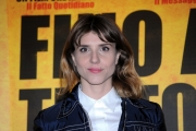 Foto/IPP/Gioia Botteghi 06/03/2015 Roma presentazione del film Fino a qui tutto bene, nella foto: Melissa Anna Bartolini