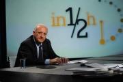 Foto/IPP/Gioia Botteghi 07/06/2015 Roma Ospite di Lucia Annunziata alla trasmissione in mezz'ora Vincenzo De Luca