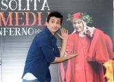 Foto/IPP/Gioia Botteghi 12/03/2015 Roma presentazione del film La solita commedia, nella foto: Fabrizio Biggio