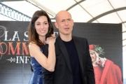 Foto/IPP/Gioia Botteghi 12/03/2015 Roma presentazione del film La solita commedia, nella foto:   Daniela Virgilio, Gianmarco Tognazzi