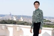 Foto/IPP/Gioia Botteghi 13/03/2015 Roma presentazione del film La prima volta di mia figlia, nella foto:  ANNA FOGLIETTA
