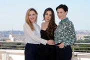 Foto/IPP/Gioia Botteghi 13/03/2015 Roma presentazione del film La prima volta di mia figlia, nella foto: ANNA FOGLIETTA, FABRIZIA SACCHI, BENEDETTA GARGARI