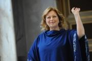 Foto/IPP/Gioia Botteghi 17/03/2015 Roma presentazione della fiction di canale 5 Le tre rose di Eva, nella foto: Marina Pennafina