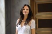 Foto/IPP/Gioia Botteghi 17/03/2015 Roma presentazione della fiction di canale 5 Le tre rose di Eva, nella foto: Anna Safroncik