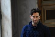 Foto/IPP/Gioia Botteghi 17/03/2015 Roma presentazione della fiction di canale 5 Le tre rose di Eva, nella foto:  Giulio Pampiglione