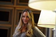 Foto/IPP/Gioia Botteghi 17/03/2015 Roma presentazione della fiction di canale 5 Le tre rose di Eva, nella foto:  Victoria Larchenko