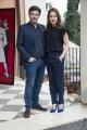 Foto/IPP/Gioia Botteghi 17/03/2015 Roma presentazione del film una nuova amica, nella foto:  il regista François Ozon François  e Anaïs Demoustier