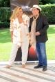 Foto/IPP/Gioia Botteghi 20/05/2015 Roma  Al Bano e Romina presentano in una conferenza stampa il concerto che si terrà all'arena di Verona il 29 maggio in onda su rai uno