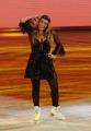 Foto/IPP/Gioia Botteghi 21/03/2015 Roma finale di Notti sul ghiaccio, nella foto l'ultima classificata Barbara De Rossi