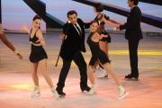 Foto/IPP/Gioia Botteghi 21/03/2015 Roma finale di Notti sul ghiaccio, nella foto Flavio Insinna