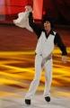 Foto/IPP/Gioia Botteghi 21/03/2015 Roma finale di Notti sul ghiaccio, nella foto  i secondi classificati Emanuele Filiberto di Savoia e Jennifer Wester