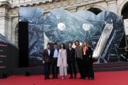Foto/IPP/Gioia Botteghi 23/03/2015 Roma presentata la nuova serie tv per SKY 1992, nella foto: Caprino, Accorsi, Diele, Roia, Falco, Leone