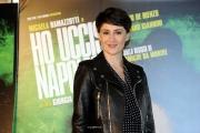 Foto/IPP/Gioia Botteghi 24/03/2015 Roma presentata del film Ho ucciso Napoleone, nella foto  La regista Giorgia Farina
