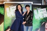 Foto/IPP/Gioia Botteghi 24/03/2015 Roma presentata del film Ho ucciso Napoleone, nella foto  La regista Giorgia Farina con Micaela Ramazzotti