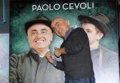 Foto/IPP/Gioia Botteghi 25/03/2015 Roma presentata del film SOLDATO SEMPLICE, nella foto Paolo Cevoli