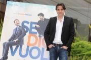 Foto/IPP/Gioia Botteghi 30/03/2015 Roma presentata del film Se Dio Vuole, nella foto: il regista Edoardo Falcone