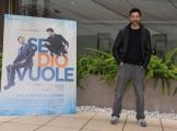Foto/IPP/Gioia Botteghi 30/03/2015 Roma presentata del film Se Dio Vuole, nella foto:  Alessandro Gassman