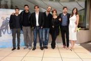 Foto/IPP/Gioia Botteghi 30/03/2015 Roma presentata del film Se Dio Vuole, nella foto: il regista Edoardo Falcone con il cast