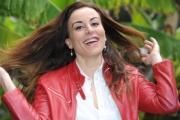Foto/IPP/Gioia Botteghi 01/04/2015 Roma presentata della fiction di raiuno UNA CASA NEL CUORE, nella foto: Maria Rosaria Carli