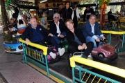 Foto/IPP/Gioia Botteghi 02/04/2015 Roma presentata del film UNO ANZI DUE, nella foto:    Ernesto Mahieux, Paola Cruciani, Ninetto Davoli, Maurizio Battista
