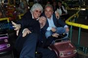 Foto/IPP/Gioia Botteghi 02/04/2015 Roma presentata del film UNO ANZI DUE, nella foto:    Ernesto Mahieux,  Ninetto Davoli, Maurizio Battista