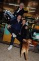 Foto/IPP/Gioia Botteghi 02/04/2015 Roma presentata del film UNO ANZI DUE, nella foto:  Paola Cruciani, Ninetto Davoli, Maurizio Battista