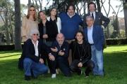 Foto/IPP/Gioia Botteghi 02/04/2015 Roma presentata del film UNO ANZI DUE, nella foto:  il cast
