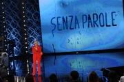 Foto/IPP/Gioia Botteghi 11/04/2015 Roma  prima puntata di SENZA PAROLE condotto da Antonella Clerici