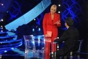 Foto/IPP/Gioia Botteghi 11/04/2015 Roma  prima puntata di SENZA PAROLE condotto da Antonella Clerici, nella foto Frizzi