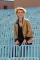 Foto/IPP/Gioia Botteghi 13/04/2015 Roma  presentazione del film MIA MADRE, nella foto:  Margherita Buy