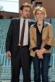 Foto/IPP/Gioia Botteghi 13/04/2015 Roma  presentazione del film MIA MADRE, nella foto: Nanni Moretti con Margherita Buy