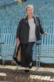 Foto/IPP/Gioia Botteghi 13/04/2015 Roma  presentazione del film MIA MADRE, nella foto:  Giulia Lazzarini