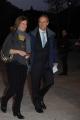 Foto/IPP/Gioia Botteghi 14/04/2015 Roma  serata di gala per la presentazione del film I BAMBINI SANNO, nella foto: Riccardo Iacona con la moglie