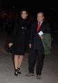 Foto/IPP/Gioia Botteghi 14/04/2015 Roma  serata di gala per la presentazione del film I BAMBINI SANNO, nella foto: Anna kanakis e marito