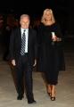 Foto/IPP/Gioia Botteghi 14/04/2015 Roma  serata di gala per la presentazione del film I BAMBINI SANNO, nella foto: Marcello Sorgi e Myrta Merlino