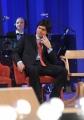 Foto/IPP/Gioia Botteghi 19/04/2015 Roma  seconda puntata del Maurizio Costanzo Show, nella foto: Carlo Brenner Sgarbi