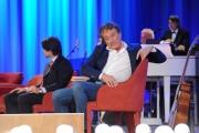 Foto/IPP/Gioia Botteghi 19/04/2015 Roma  seconda puntata del Maurizio Costanzo Show, nella foto:  Enzo Iacchetti