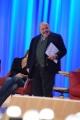 Foto/IPP/Gioia Botteghi 19/04/2015 Roma  seconda puntata del Maurizio Costanzo Show, nella foto:  Costanzo