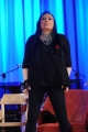 Foto/IPP/Gioia Botteghi 19/04/2015 Roma  seconda puntata del Maurizio Costanzo Show, nella foto: Loredana Bertè