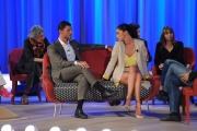 Foto/IPP/Gioia Botteghi 19/04/2015 Roma  seconda puntata del Maurizio Costanzo Show, nella foto: Belen Rodriguez, Stefano De Martino